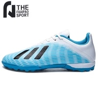 mens soccer shoes teenager breathable soft sneakers kids grass training shoes antiskid football boots size fg tf sports shoes