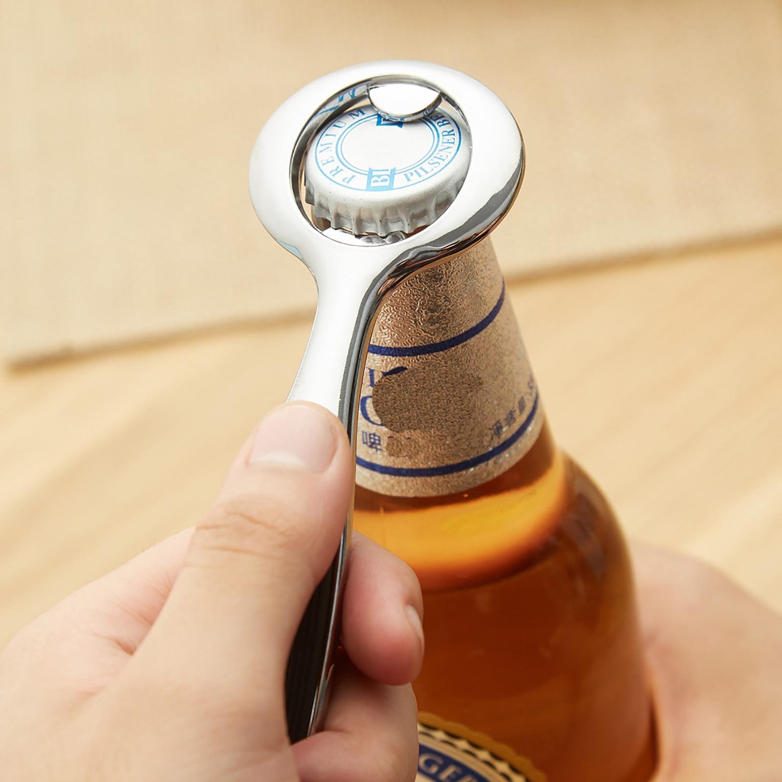 Abrelatas de botella de abridores de cervezas vino empezar práctica botella abridor...