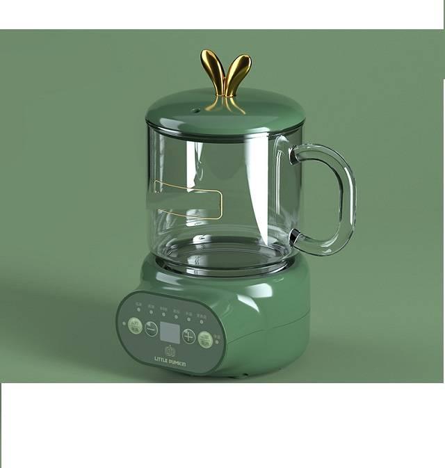 Electric Pot Mini - Functional Small Pot Frying And Simmering Multifunctional Electric Pot enlarge