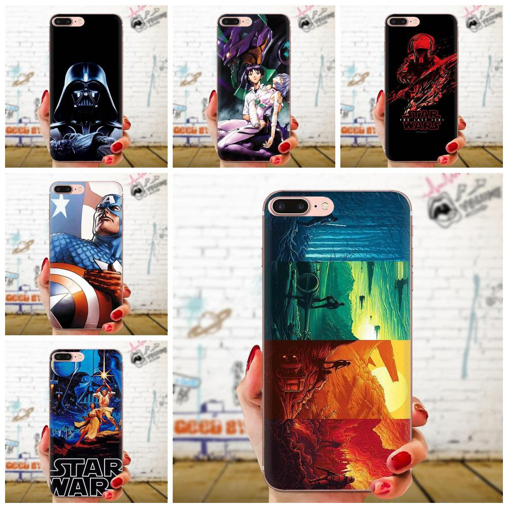 For Samsung Galaxy J1 J3 J4 J5 J6 J7 A10 A20 A20E A3 A40 A5 A50 A7 2016 2017 2018 Hot Selling Design Cell Case New Star War