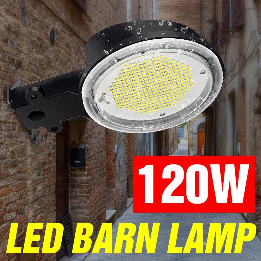 70W 80W 100W 120W Flutlicht LED Wasserdicht Straße Licht 240V Outdoor Wand Lampe LED Industrie beleuchtung Lampen LED Scheune Ampulle