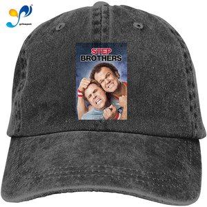 Step Brothers Commemorate Casquette Cap Vintage Adjustable Unisex Baseball Hat