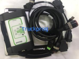 Image 4 - Инструмент для диагностики грузовика VOCOM 88890300 Vocom 2,7 PTT DEV2 для UD/Mack/volvo Vocom + ноутбук Thoughbook CF53/CF31