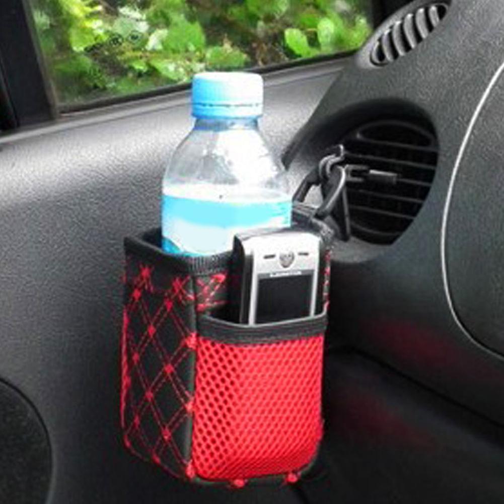 Durable Car Air Vent Phone Holder Pocket Hanging Storage Pouch Bag Organizer car accessories автомобильные товары