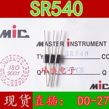 SR540 M  5A40V   DO-27 SB540