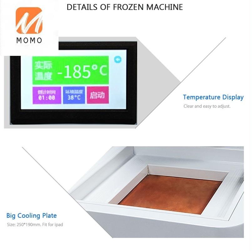 -185 Degree Mini Freezer LCD Repair Machine Phone Edge Screen Removing LCD Freezing Separator Machine