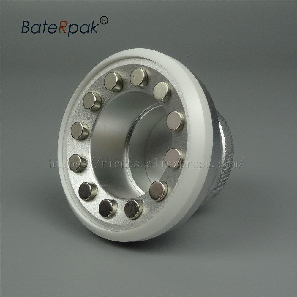 BateRpak 90mm Aluminum ink cup  with Zirconium porcelain/ceramic Ring enlarge