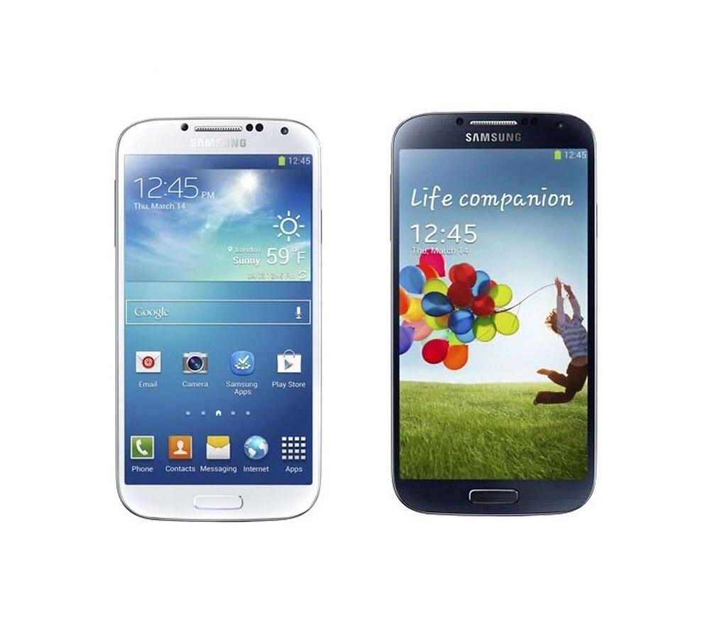 Samsung Galaxy S4 reformado-Original i9500/9505 teléfono móvil Quad Core 2GB RAM 16GB...