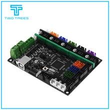Tarjeta de impresora 3D MKS Gen L V1.0 controlador compatible con Ramps1.4/Mega2560 R3 soporte A4988/8825/TMC2208/TMC2100 controladores