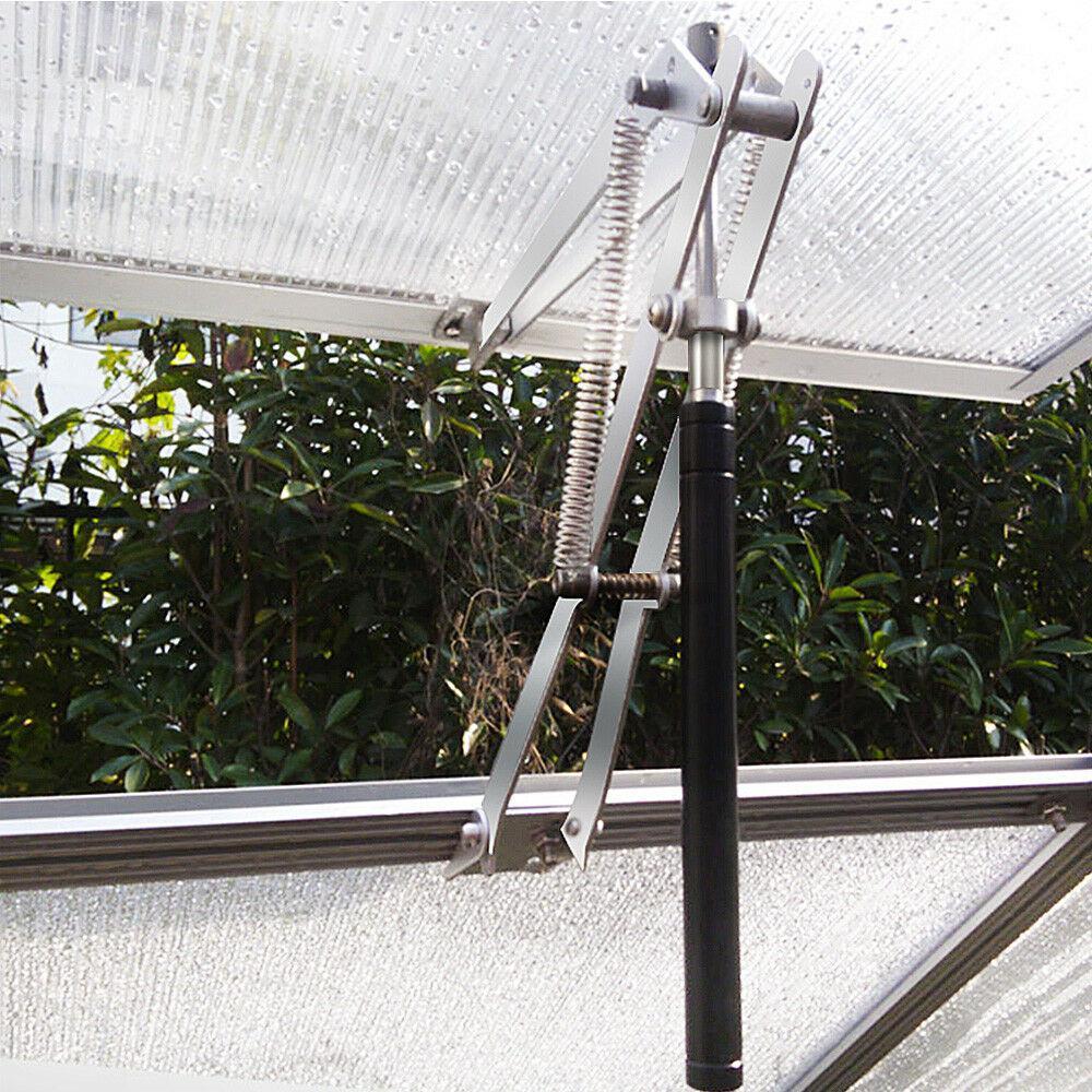Abridor de ventana sensible al calor Solar, salida de invernadero térmico, ventana abierta agrícola, apertura automática de techo, Fenster Offnen