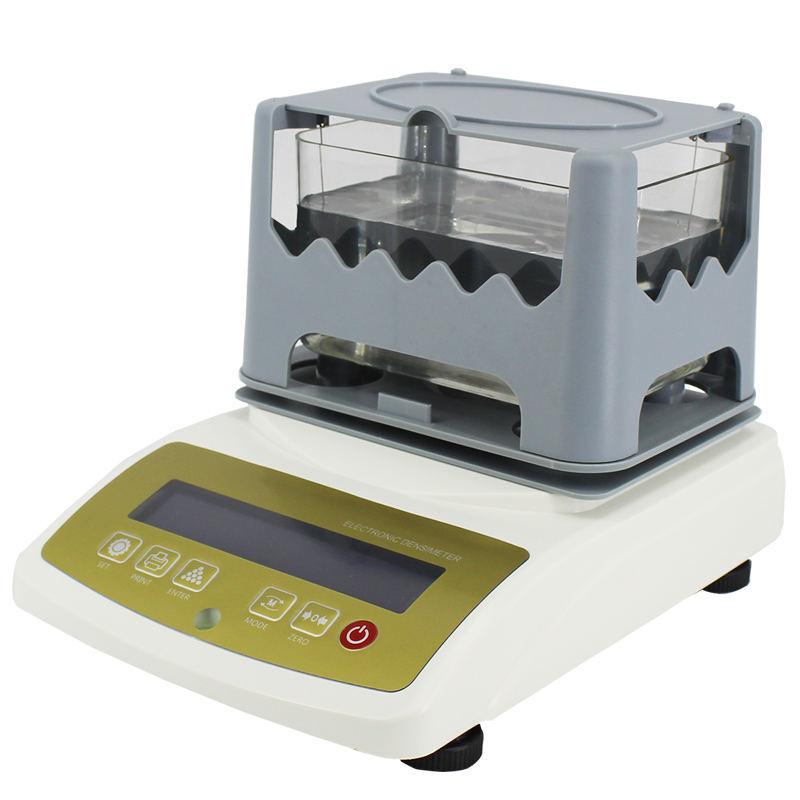 مقياس كثافة رقمي, جهاز قياس كثافة الذهب ، أداة قياس رطوبة الذهب ، تعدين المجوهرات 0.01-300 جرام 0.005-300 جرام ، 0.01-1200 جرام ، 0.001 جرام/سم 3