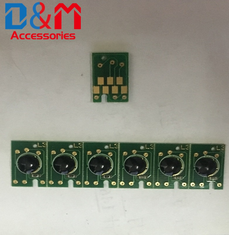 Depósito de mantenimiento Chip para Epson Stylus Pro 7710, 9710, 7908, 9908, 7910, 9910 P6080 P7080 P8080 P9080 7900, 9900, 7700, 7890, 9890, 9700