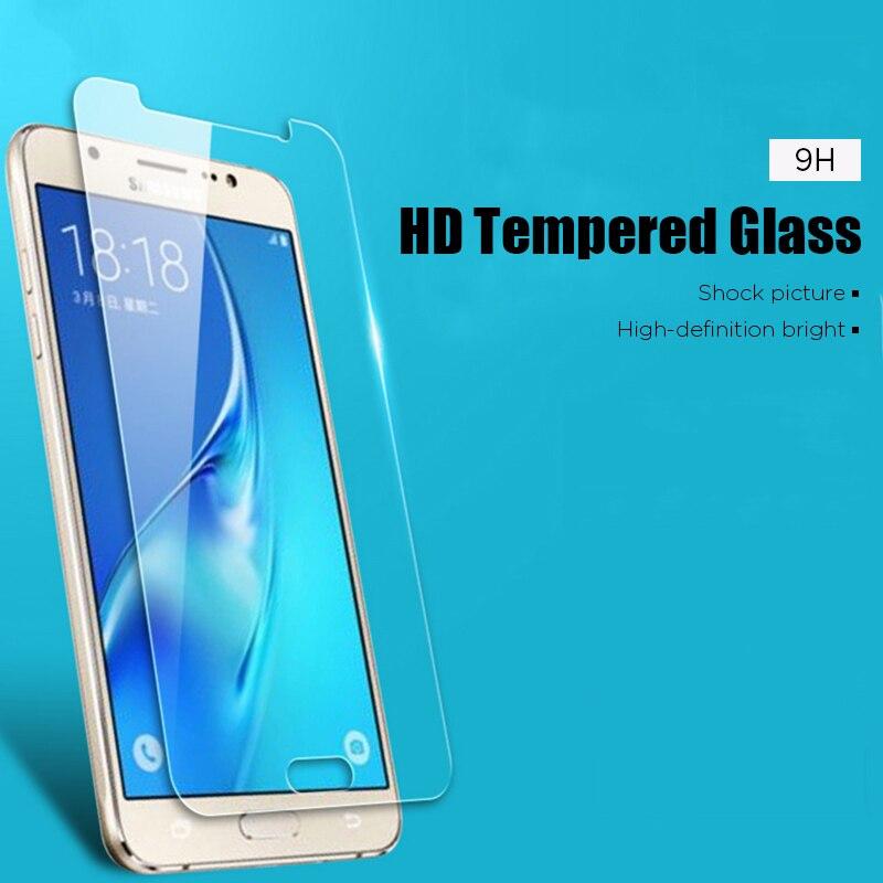 Anti risco hd telefone vidro para samsung galaxy s7 s6 mini s5 s4 s3 s2 mini protetor de tela para s10 lite s7 s6 s5 s4 vidro dianteiro