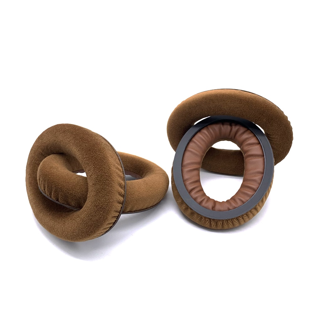 Earpads Velvet Replacement cover for Sennheiser PXC450 PXC350 PC350 HD380 PRO HME95 G4ME Zero Game one Bumper Earmuff Cover enlarge