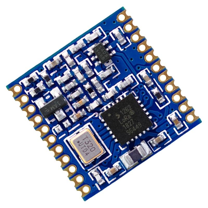 Módulo de transmisión y comunicación inalámbrica LoRa SX1262 de 433MHz Sub-1Ghz módulo Lora