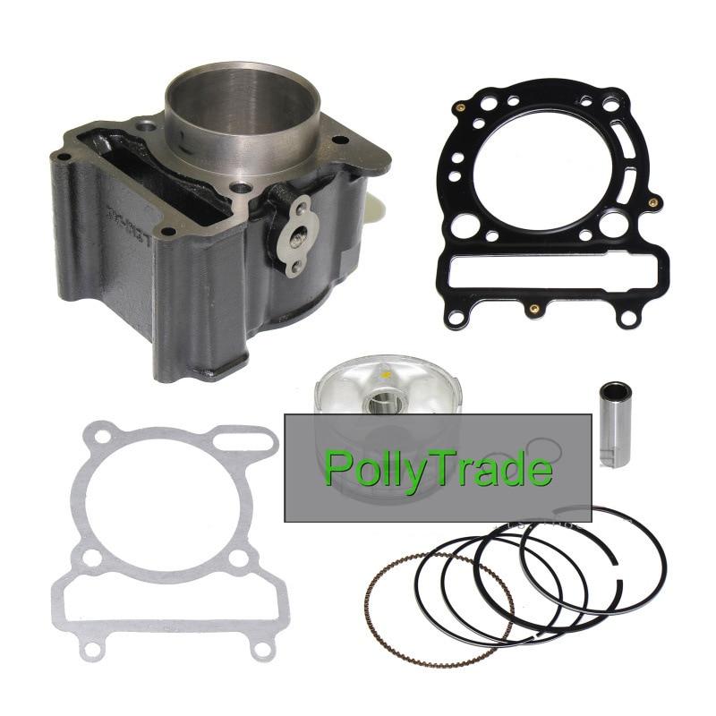Cylinder Diameter 69mm YP250 LH250 Cylinder Assembly ATV Piston Ring Set Drop Shipping