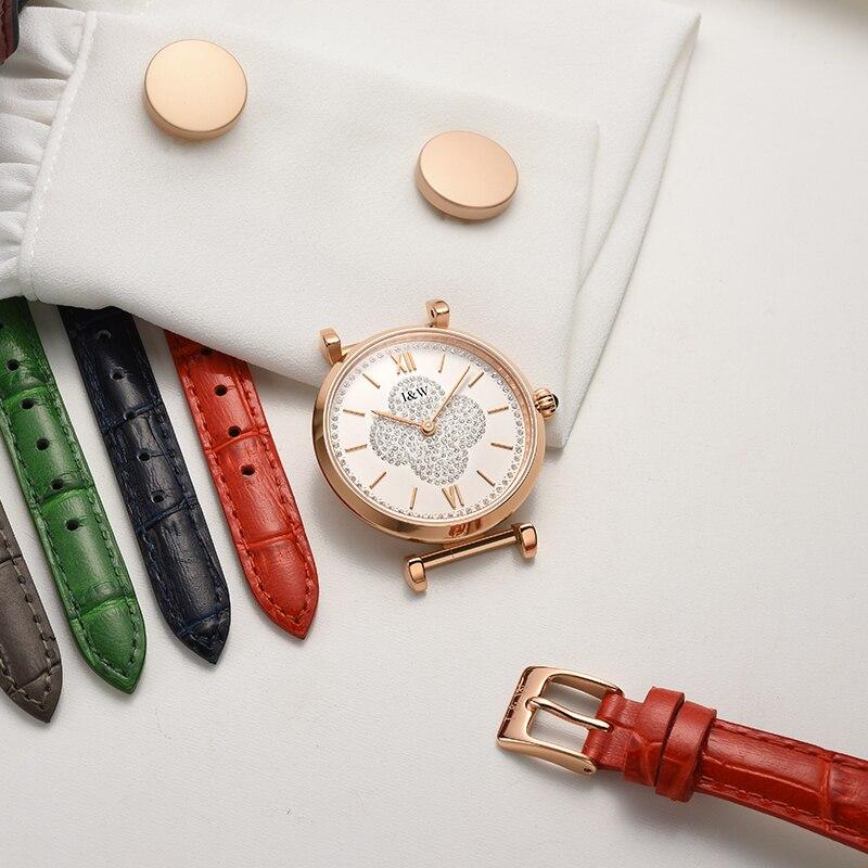 CARNIVAL Top Brand Woman Watch Ladies Fashion Waterproof Luxury Rose Gold Ultra Thin Sapphire Quartz Wristwatch Relogio Feminino enlarge