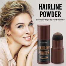 Luxfume 3 Colors Hair Line Powder Waterproof Hair Shadow Powder Control Hair Edge With Hair Makeup P