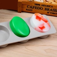 1 pcs new diy handmade crafts multi function safety food grade silicone making soap baking mold household kitchen accessories