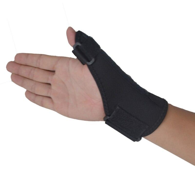 Deportes médicos para pulgar y muñeca manos Spica soporte de férula Brace estabilizador artritis 1 ud.