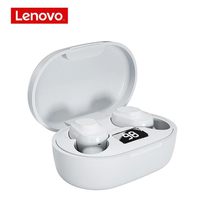 Оригинальные беспроводные наушники Lenovo XT91, TWS, Bluetooth наушники, управление ии, игровая гарнитура, стерео бас с микрофоном, шумоподавление | Электроника | АлиЭкспресс