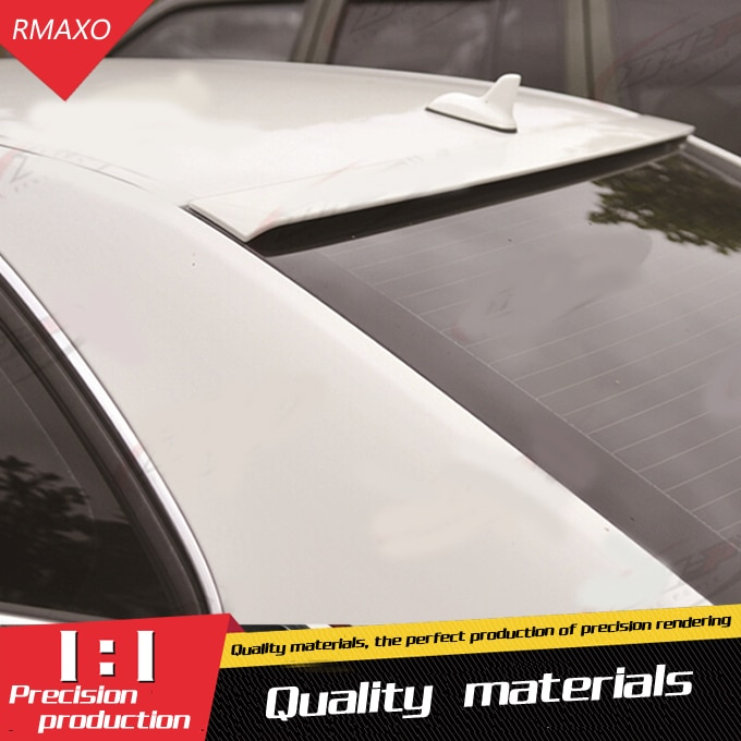 Alerón de techo para Benz W212 AMG STLY ABS alerón trasero de coche alerón para Benz W212 E320L E260L E300L E63 Spoiler 2008-2014