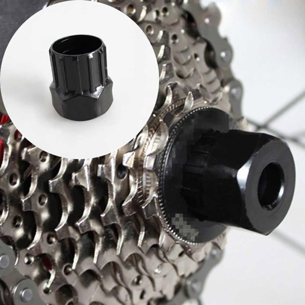 Bicicleta Cassette trasero engranaje removedor de ciclo de herramienta de reparación de Shimano rueda libre hembra bicicleta reposición de piezas