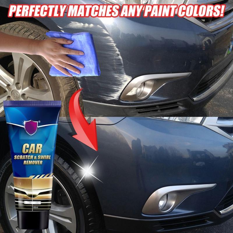 Anti Scratch Cream 2021 Car Scratches Repair Polishing Wax Anti Scratch Cream 60ml Care Cleaning Protection Equipments