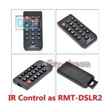 Télécommande infrarouge IR Commander pour Sony A6500 A6300 A6000 NEX 5R 7 A9 A7 II III IV remplacer RMT-DSLR2
