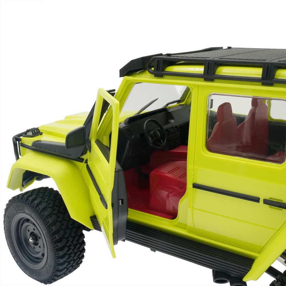 1:12 Scale MN86S Rc Car Four-Wheel Wheelbase Crawler Off Road Truck Vehicle Full Remote Control Toys For Kids Gifts Toys enlarge