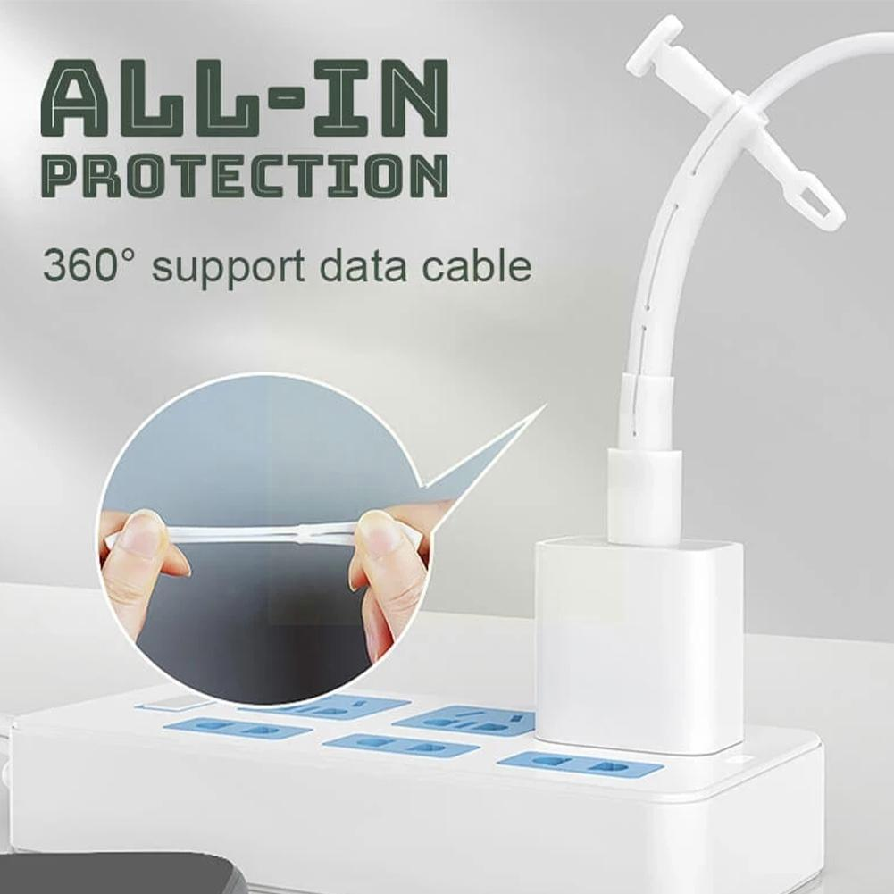 Free Shipping Cable Protector for iphone 13 13Pro 13Promax 13max Phone Data Cord for iPhone 11 12 Pro XR 8 iPad Charger Wir B7V5