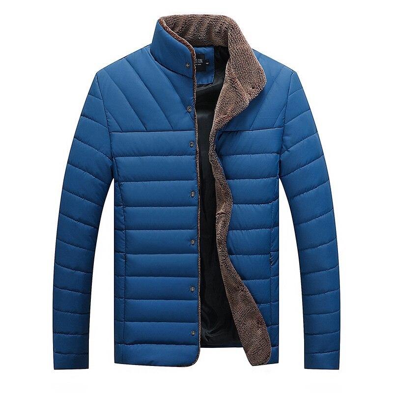 Новинка 2019, мужское пальто, плюшевая утепленная одежда из кожи и хлопка, молодежная удобная мужская одежда с хлопковой подкладкой