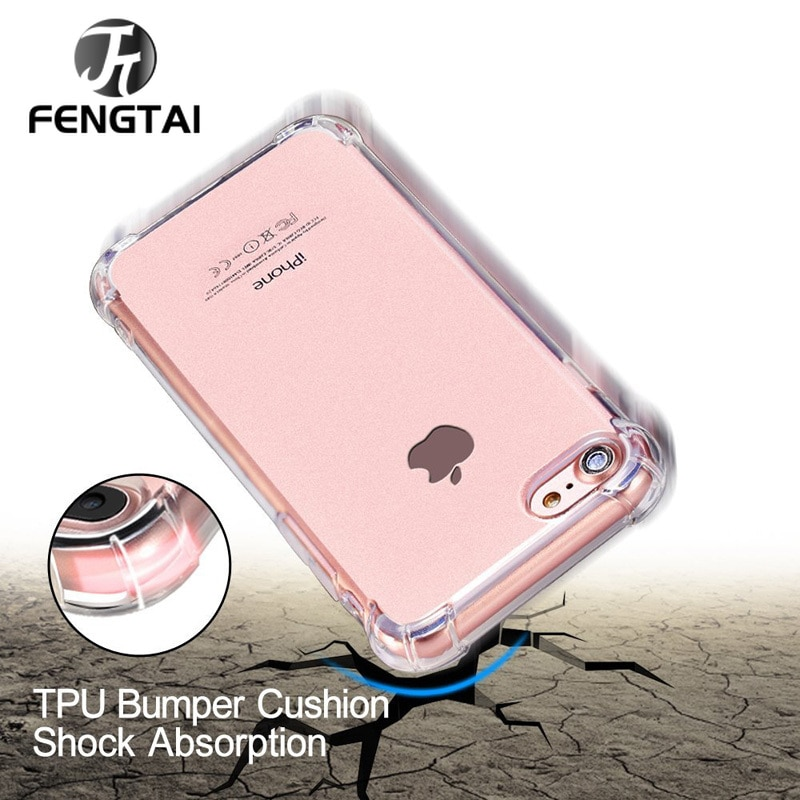 Thin Clear Transparent Phone Case For iphone 2019 11 pro max Xs max case 6 s xr Case For iPhone X XS