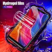 Case Cover Hydrogel Film For Meizu M8 M 8 LITE Screen Protector Explosion-proof COVER FOR Meizu X8 X
