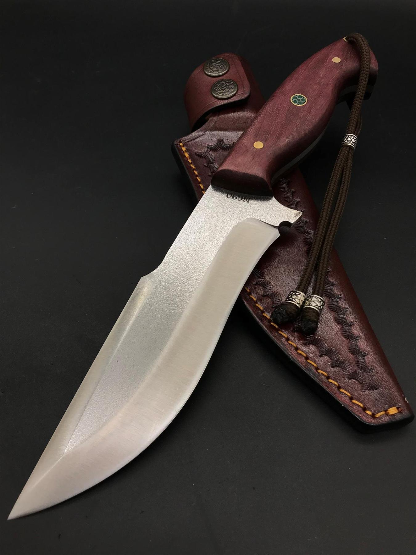 BOHLER N690 Camping Knife BB04-5