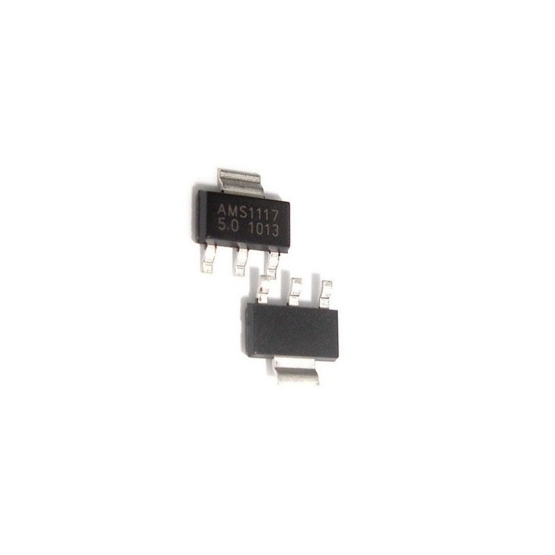 100pcs/lot AMS1117  5V SOT-223 AMS1117-5.0