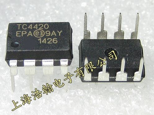 Nuevo original 20 unids/lote TC4420EPA DIP-8