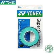 Accessoires dorigine Yonex raquette Sport Badminton AC102C professionnel 3 poignées