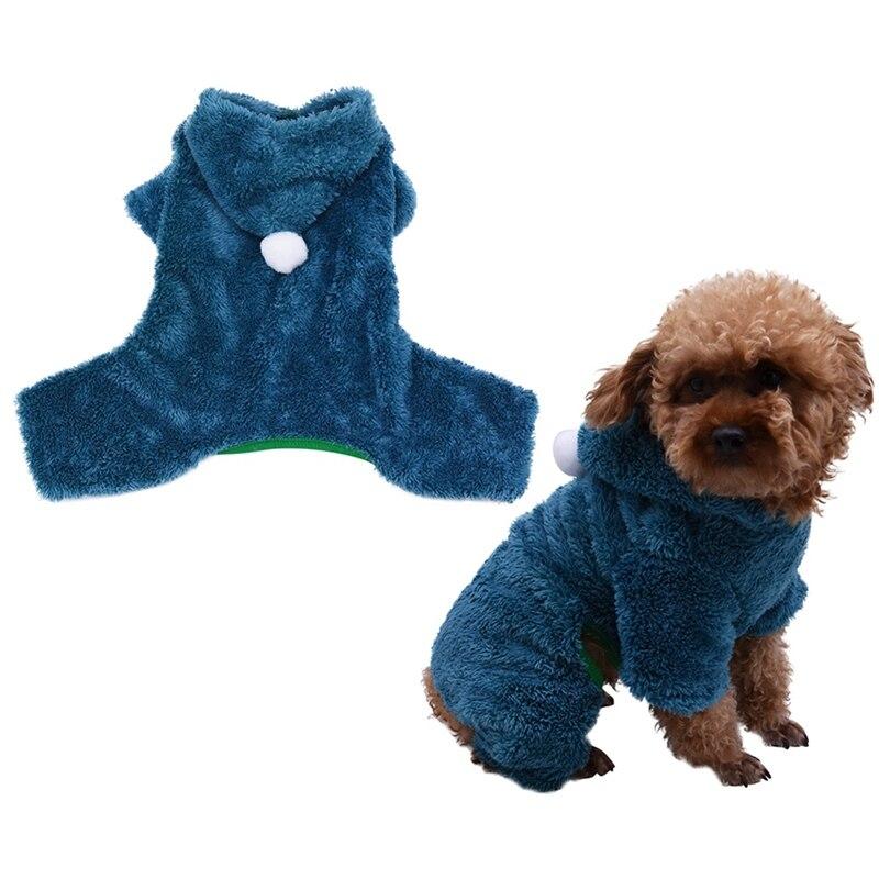 Navidad mascota perro chaleco mono cálido invierno cachorro gato abrigo perro vida chaqueta mascota ropa traje para perros pequeños medianos los gatos