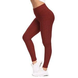 Push Up Leggings Women Fitness Work Out Leggins Womens Gym Sexy Legging Sports Pant Black Pink High Waist Female Soft