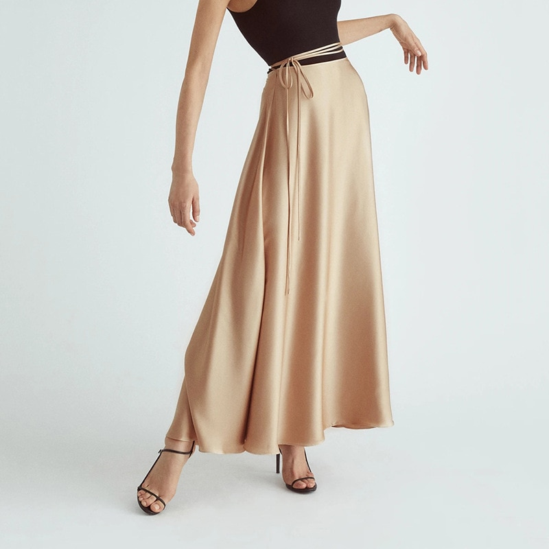 Women's wear new half length skirt in spring and summer of 2021 women's sexy cardigan with high wais
