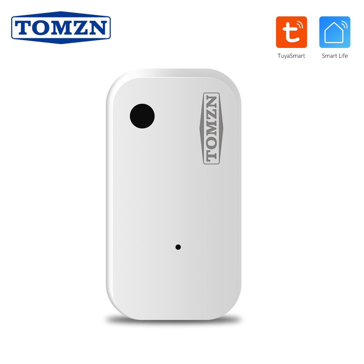 Tuya-مستشعر إضاءة WIFI Smartlife ، سطوع ضوء TOMZN مدعوم من USB ، التحكم في ربط مستشعر التشغيل الآلي