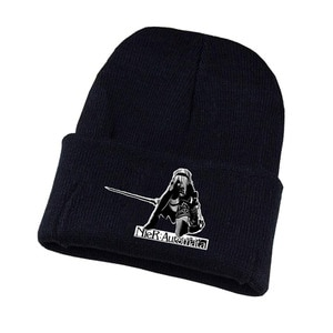 Game NieR:Automata Knitted hat Cosplay hat Unisex Print Adult Casual Cotton hat teenagers winter Knitted Cap