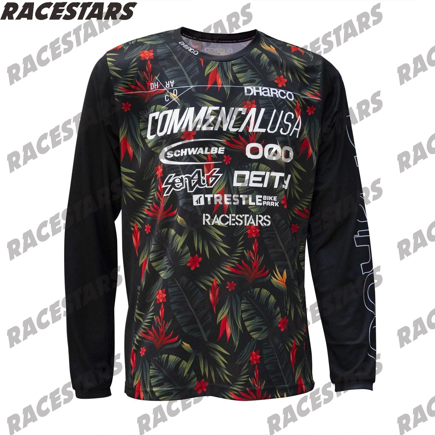Camiseta de Ciclismo Enduro para Hombre, camisetas de carrera, Motocross, BMX, DH,...