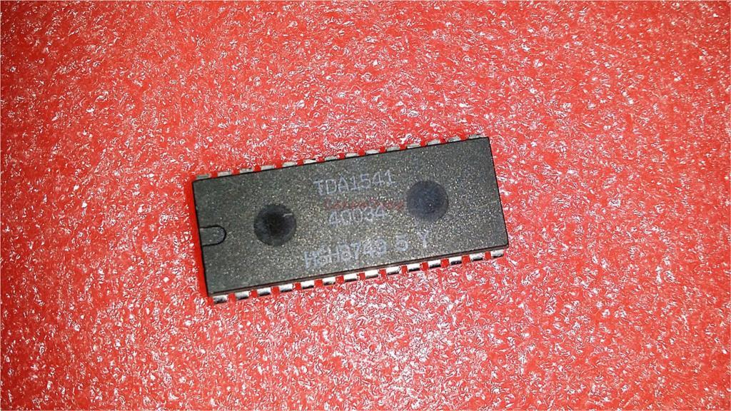 1 teile/los TDA1541A TDA1541 DIP-28