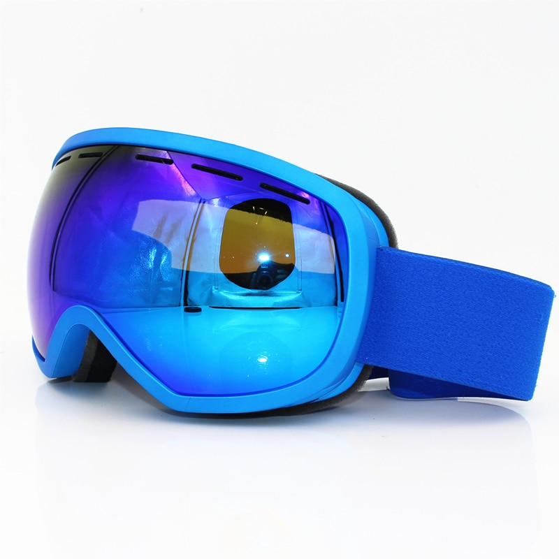Фото - brand ski goggles UV400 Double  anti-fog layers big ski mask glasses polarized sunglasses skiing men women snow snowboard nandn ski goggles double layers uv400 anti fog big ski mask glasses skiing men women snow snowboard goggles ng5