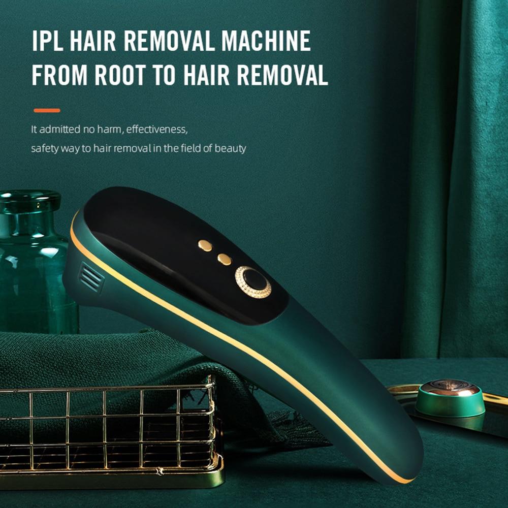 T03 IPL Hair Removal Laser Epilator for Women Portable 1000000 Flash Permanent Painless Photoepilator Electric Depilador Dropshi enlarge