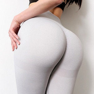 2021 Seamless Yoga Sports Shorts Women Fitness Clothing Push Up Hip High Waist Gym Shorts Fashion Workout Short Leggings