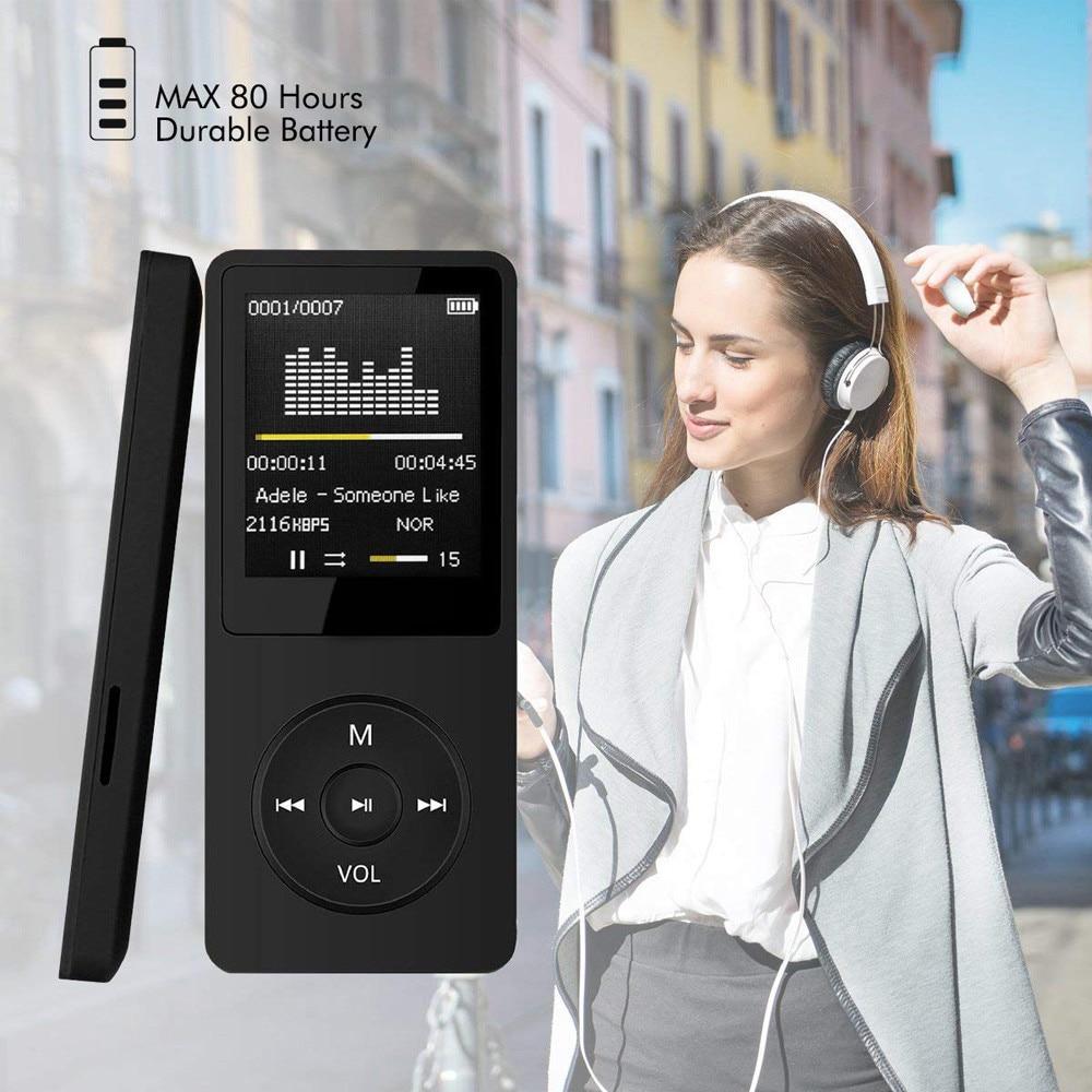 Портативный MP3-плеер с ЖК-экраном, fm-радио, видеоигр, видео-игр, с оригинальным AMV, 2019