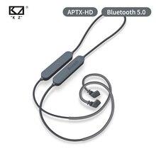 Kz Bluetooth 5.0 Aptx Hd CSR8675 Mmcx Oortelefoon Draadloze Upgrade Kabel Geldt Headset Kabel Voor Kz Zax Zsx ZS10 Pro AS10 Zstx